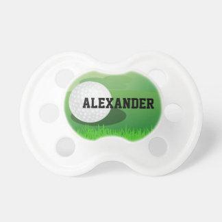 Golf Junior Varsity Pacifier BooginHead Pacifier