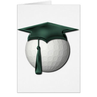 Golf Lessons Greeting Card