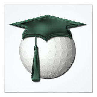 Golf Lessons Invitations