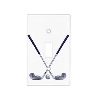 Golf Light Switch Cover