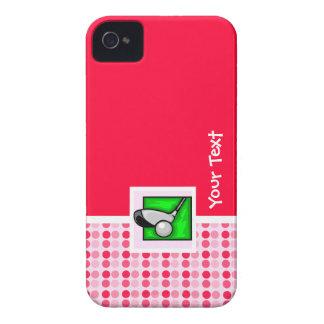 Golf lindo iPhone 4 Case-Mate fundas
