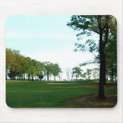 Golf Links  Mouse Pads