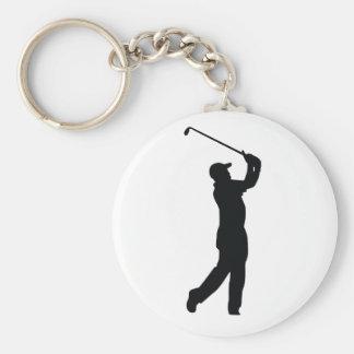 Golf Llavero