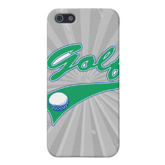 golf logo case for iPhone SE/5/5s