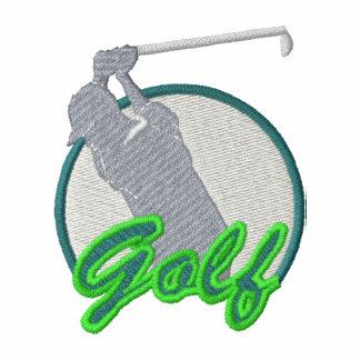 Golf Logo Embroidered Shirt