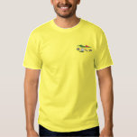 "Golf Logo Embroidered T-Shirt<br><div class=""desc"">The stock embroidery designs shown on this page have been copyrighted. &#169;1990-2008 Dakota Collectibles. ALL RIGHTS RESERVED. The designs are reproduced with the prior,  written consent of Dakota Collectibles. Making a copy,  by any means,  of this artwork is a violation of copyright law.</div>"
