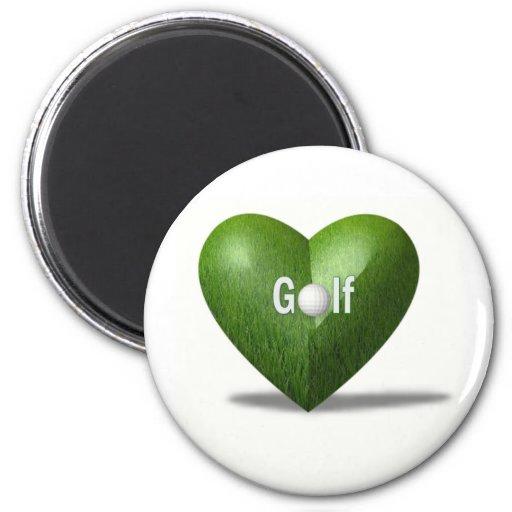 Golf Lover Design Magnet Fridge Magnets