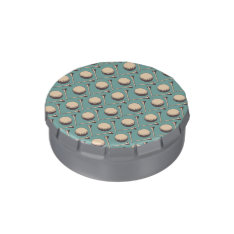 Golf Lover (vintage) Jelly Belly Tins at Zazzle