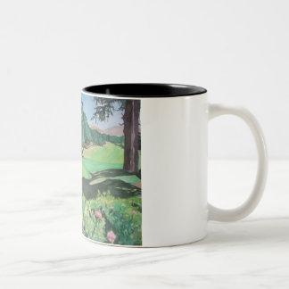 Golf Lover's Mug