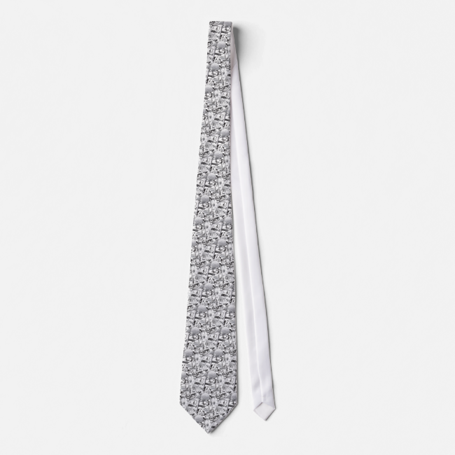 Golf Lovers Tie