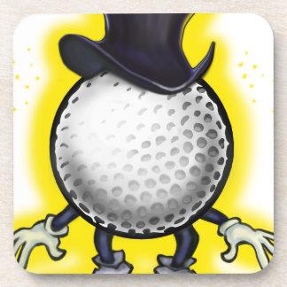 Golf Magician Beverage Coasters