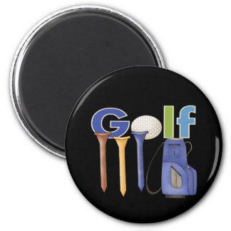 Golf Magnet