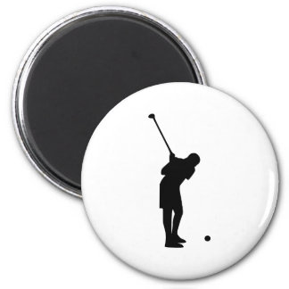 Golf Fridge Magnets