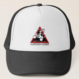 GOLF MALFUNCTIONS TRUCKER HAT