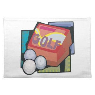 Golf Mantel