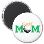 Golf Mom Magnets