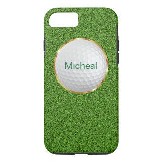 Golf Monogram Style iPhone 7 Case