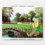 Golf Mousepad Alfombrillas De Ratones