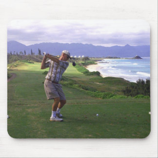 Golf Mousepad de Hawaii