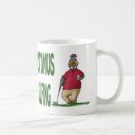 Golf Mugs: Shankapotomus Hippo