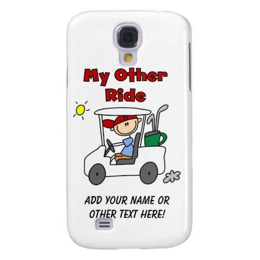 Golf My Other Ride HTC Vivid / Raider 4G Cover