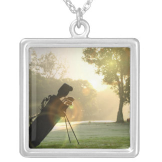 Golf Necklace