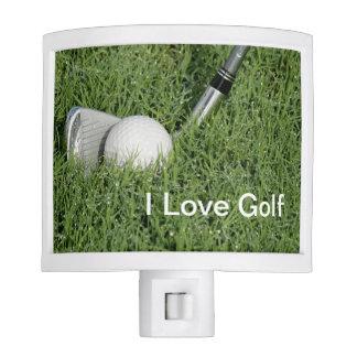 Golf Night Light