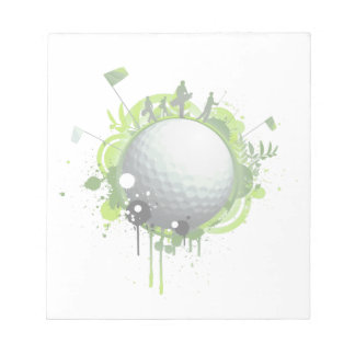 Golf Notepad