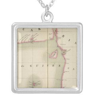 Golf of Guinea 36 Custom Necklace