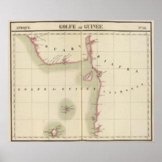 Golf of Guinea 36 Print