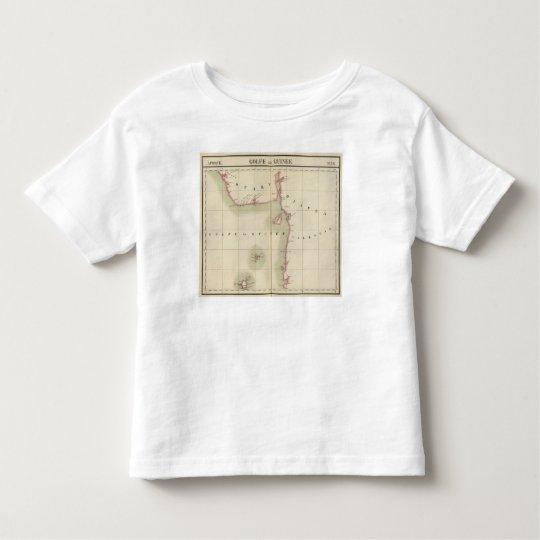 Golf of Guinea 36 Toddler T-shirt