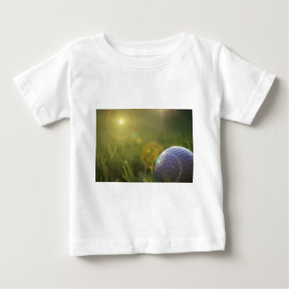 Golf on a Sunny Day Baby T-Shirt