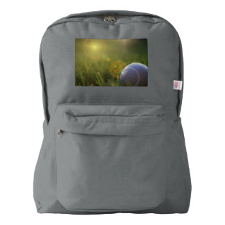 Golf on a Sunny Day Backpack