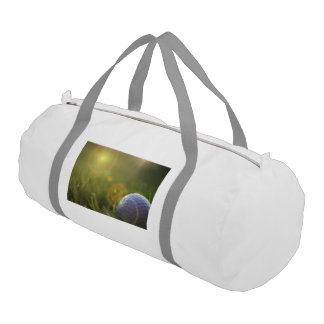 Golf on a Sunny Day Duffle Bag