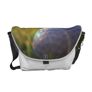 Golf on a Sunny Day Messenger Bag