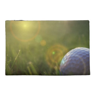 Golf on a Sunny Day Travel Accessory Bag