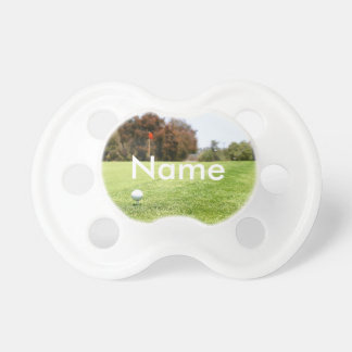 Golf Baby Pacifiers