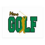 golf para hombre postal