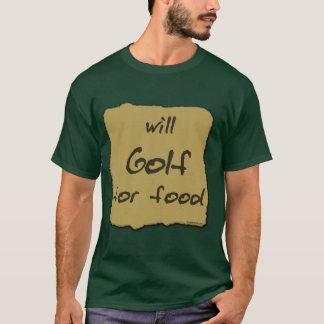 Golf para la comida playera