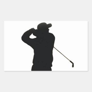Golf para los que lo frotan ligeramente rectangular altavoz