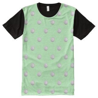 Golf Pattern All-Over-Print Shirt