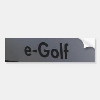 Golf Pegatina Para Auto