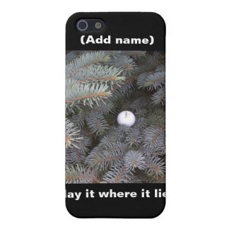 Golf Peronalized iPhone Case iPhone 5/5S Covers