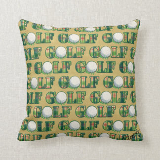 Golf Pillow