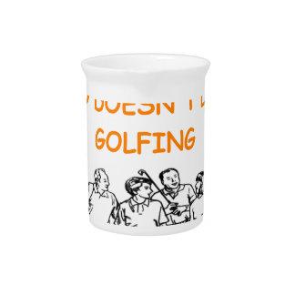 golf beverage pitchers