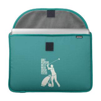 "GOLF PLAYER custom 15"" MacBook sleeve MacBook Pro Sleeve"