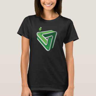 Golf Player Illusion T-Shirt
