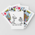 Golf player - Like a Boss Deck Of Cards