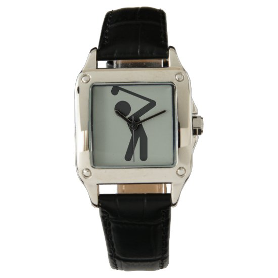 Golf Player Watch
