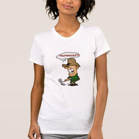 Golf Players Shirts Handicap golfers shirts